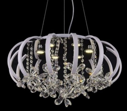 LED Chandelier Living Room 017 - Diameter Size is: 500 MM or approx 19.7 Inches