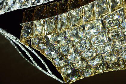 "LED Chandelier modern-pendant-light -  chandelier Size (approx): 23.6"" x 23.6"""