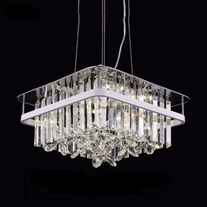 """LED Chandelier Living Room 021 -  chandelier Size (approx): 19.7"""" x 19.7"""""""
